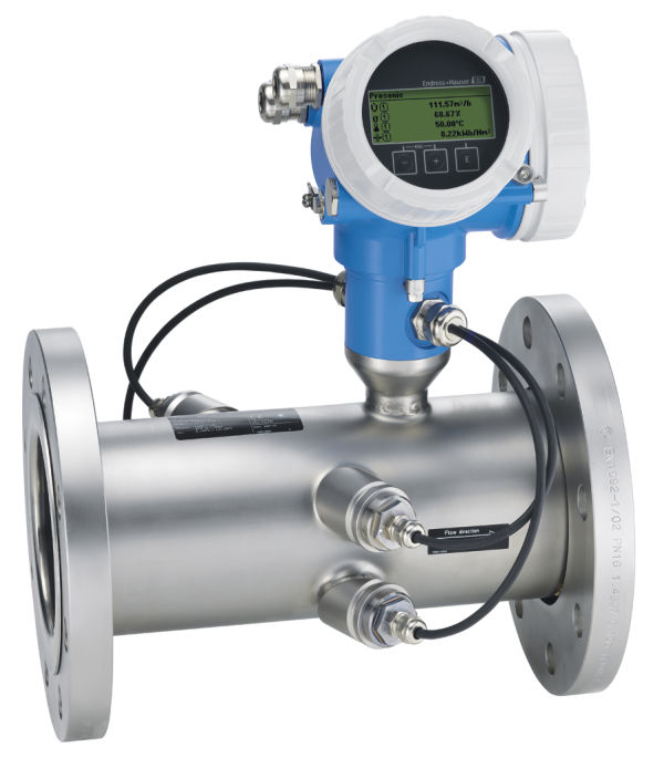 Mesurer le biogaz sans restrictions avec le Prosonic Flow B 200