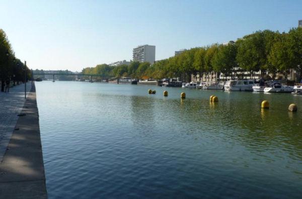 Paris va ouvrir une baignade publique dans le bassin de la for Piscine publique paris